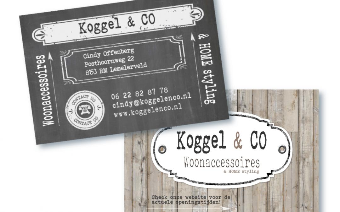Visitekaartje Koggel & CO