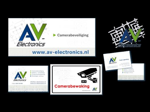 Huisstijl AV-Electronics