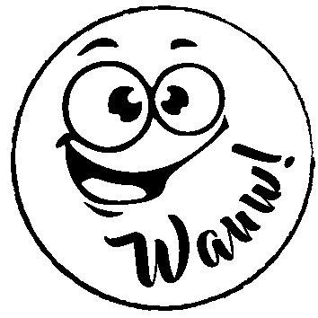 Stempel Wauw